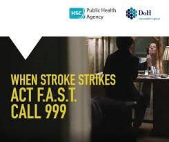 PHA launches new public information campaign to raise awareness of stroke symptoms