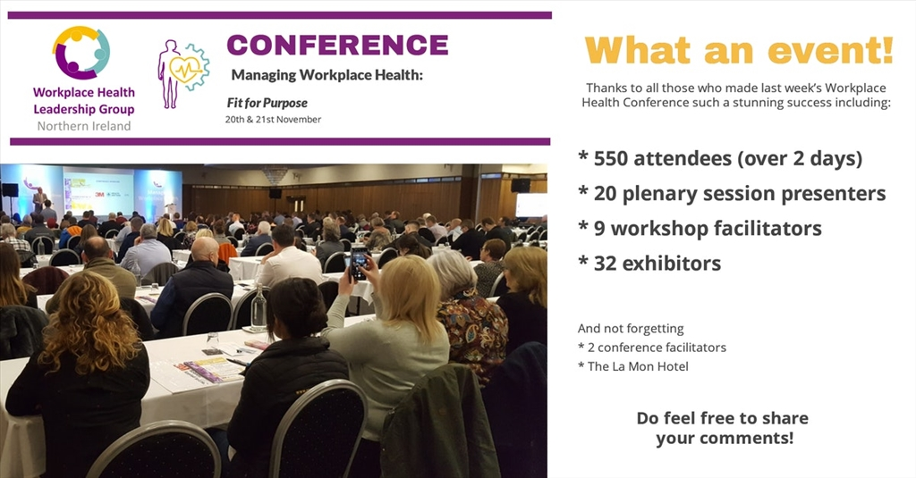Workplace Health Conference